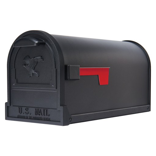 Arlington Post Mount Mailbox