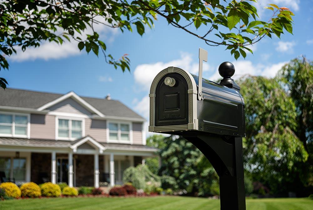 Brunswick Decorative Mailbox