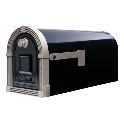 Brunswick Post Mount Mailbox