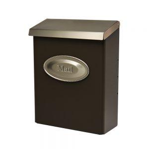 Designer Decorative wall mount mailbox