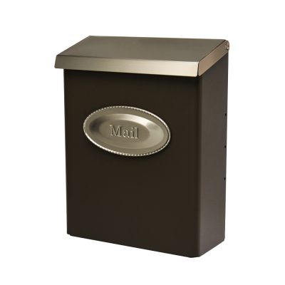 Designer Decorative wall mount mailbox