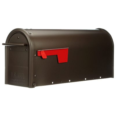 FM11BZ01 Post Mount Mailbox
