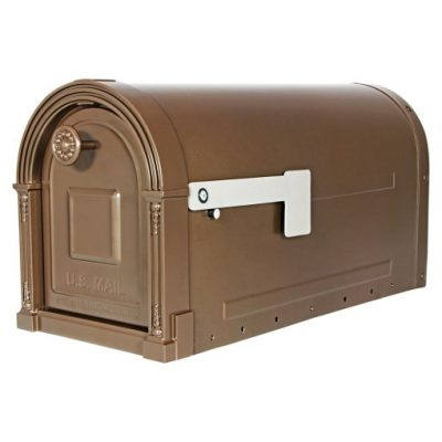 Garrison Post Mount Mailbox