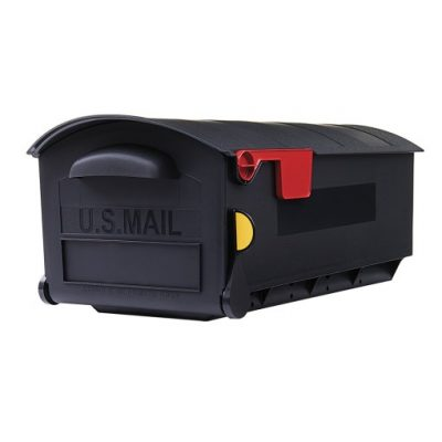 Patriot Large Post Mount Mailbox
