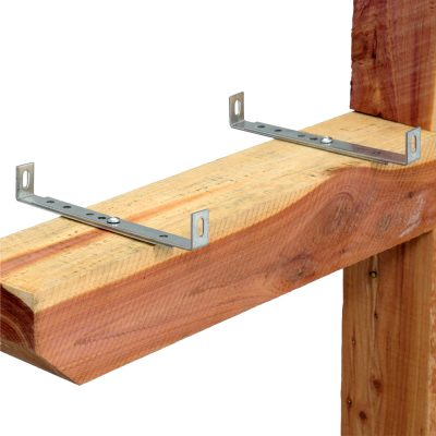 Steel Mailbox Mounting Brackets