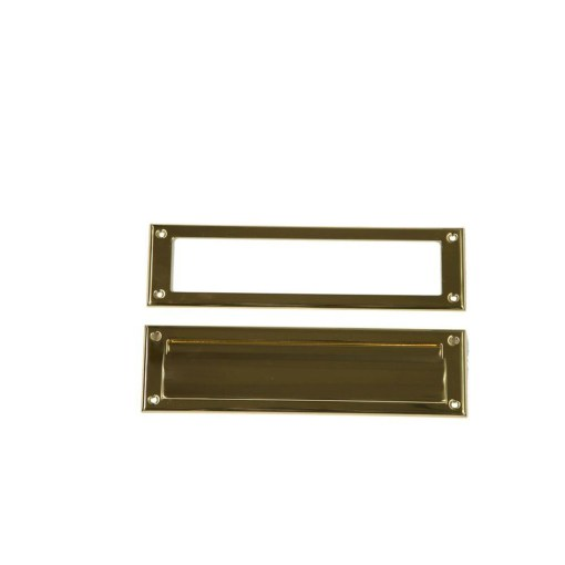 bronze mail slot