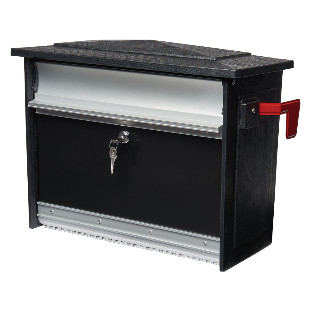 Mailsafe Locking Mailbox Wall Mount Mailbox Gibraltar Mailboxes