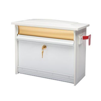 Mailsafe Locking mailbox
