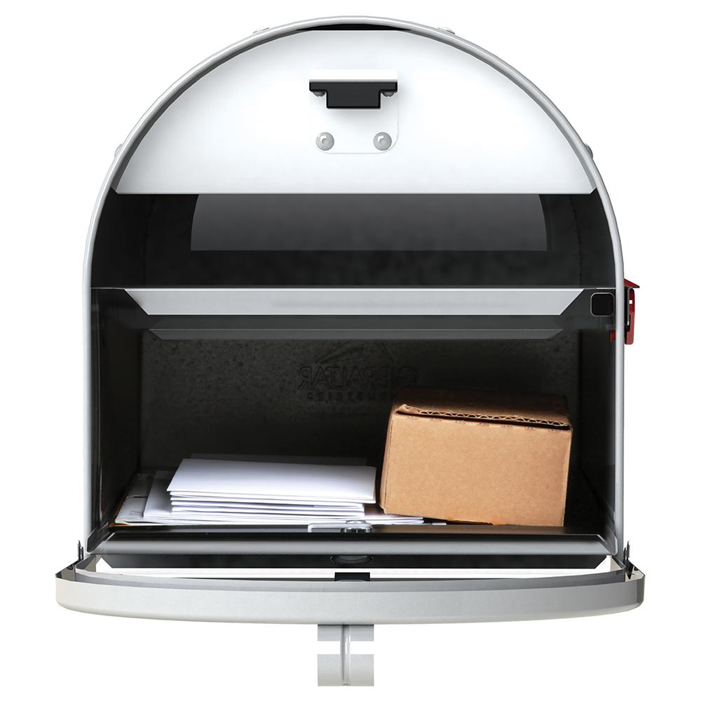 Marshall Post Mount Mailbox Size