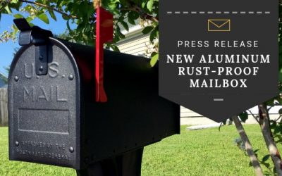 The Admiral – Benefits of an Aluminum Mailbox
