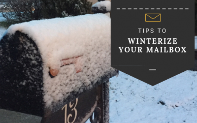 Tips to Winterize Your Mailbox